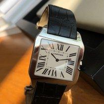 Cartier Santos Dumont W2007051 подержанные