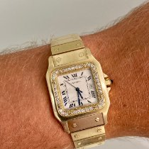 Cartier Santos (submodel) Fair Yellow gold 29mm Automatic