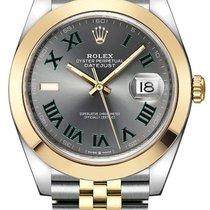 Rolex 126303 Or/Acier Datejust 41mm nouveau
