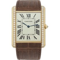 Cartier Rose gold 40mm Manual winding wt200005 new