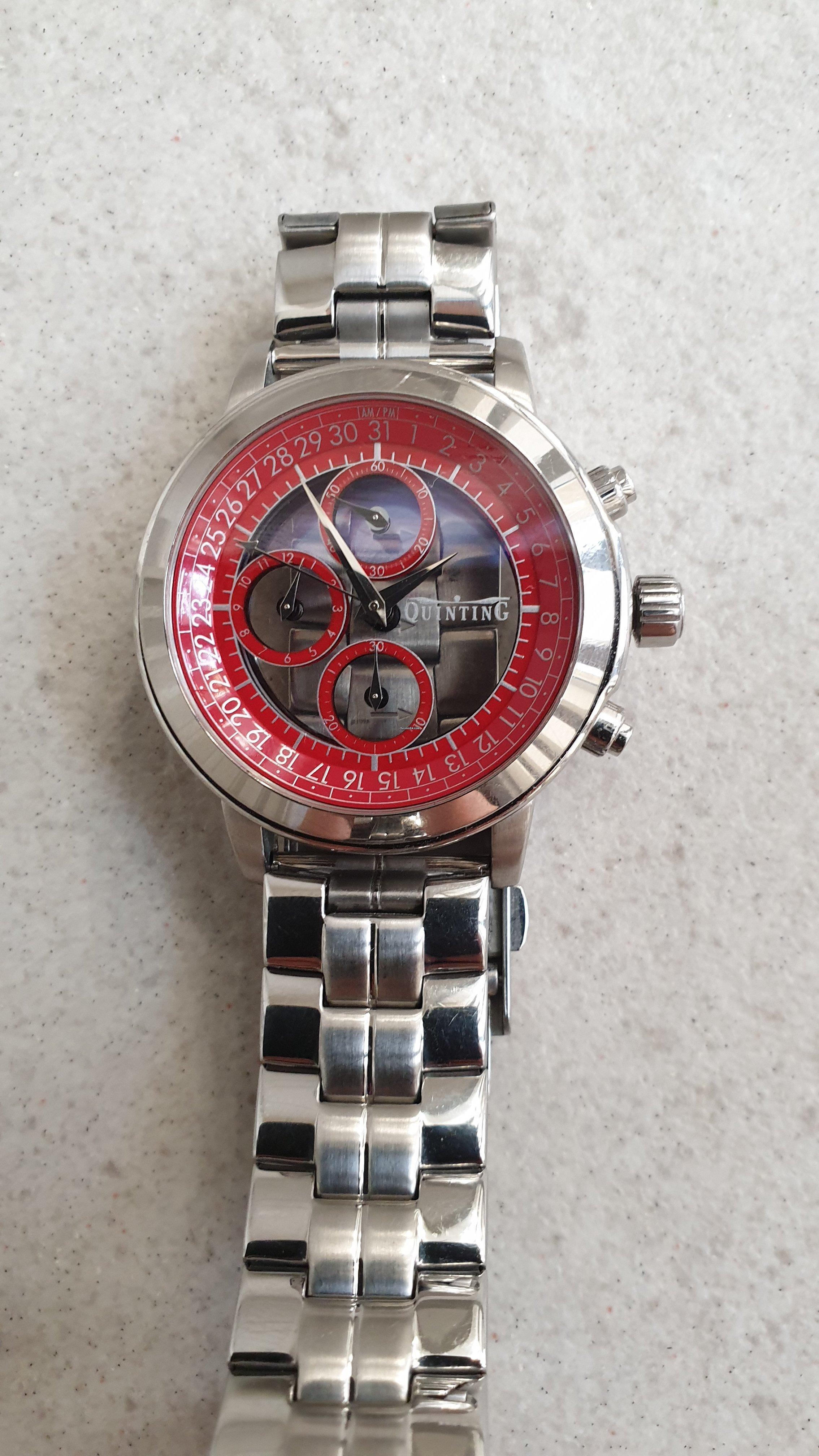 Часы стоимость quinting часов скупка швейцарским