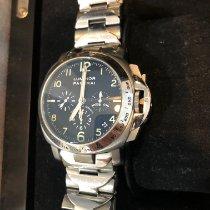 Panerai Luminor Chrono Titanium 40mm Black Arabic numerals United States of America, Texas, Plano
