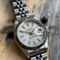 Rolex Oyster Perpetual Lady Date Steel 26mm Silver United Kingdom, London