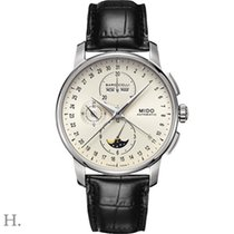 Mido Baroncelli Moonphase M8607.4.M1.42 2020 new