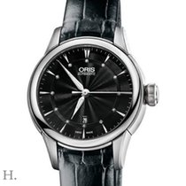 Oris Artelier Date 01 561 7687 4094-07 5 14 60FC New Steel 31mm Automatic