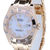 Rolex Lady-Datejust Pearlmaster 80318 2007 usados