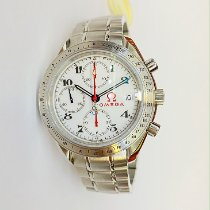 Omega Speedmaster Date new 2015 Automatic Watch with original papers 323.10.40.40.04.001