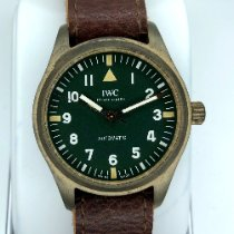 IWC Pilot's Watch Automatic 36 Bronze 36mm Green United States of America, California, Laguna Beach