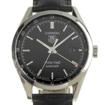 TAG Heuer Carrera Calibre 7 Steel 38mm Black