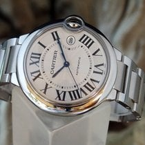 Cartier Steel Automatic Ballon Bleu 42mm pre-owned United States of America, Pennsylvania, Kutztown