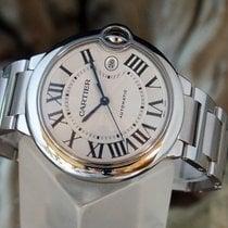 Cartier Ballon Bleu 42mm Сталь