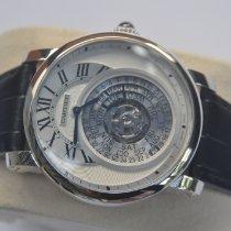 Cartier Rotonde de Cartier Platino Plata