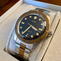 Oris Divers Sixty Five 01 733 7707 4355-07 8 20 17 2019 pre-owned