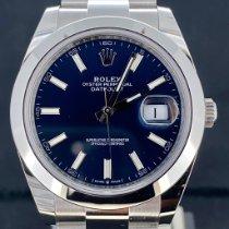 Rolex Datejust II 126300 2020 nouveau