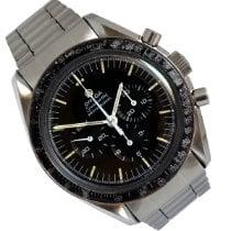 Omega Speedmaster Professional Moonwatch 145.022 Sehr gut Stahl 42mm Handaufzug
