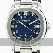 Patek Philippe 5066A-010 Steel 1998 Aquanaut 36mm pre-owned