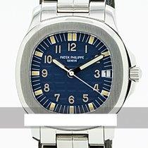 Patek Philippe Aquanaut Steel 36mm Blue