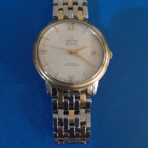 Omega De Ville Prestige Gold/Steel 36.8mm White Roman numerals The Philippines, PasigCity