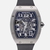 Richard Mille RM 67 Titanium 38.7mm Transparent Arabic numerals