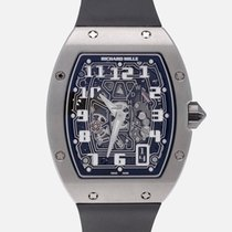 Richard Mille RM 67 Titan 38.7mm Transparent Arabisch