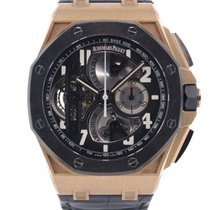 Audemars Piguet Royal Oak Offshore Tourbillon Chronograph Or rose 44mm