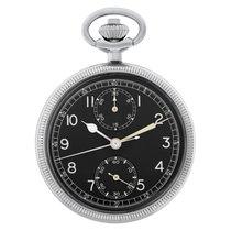Breitling Uhr gebraucht Stahl 50mm Handaufzug Nur Uhr
