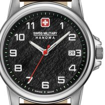 Swiss Military Hanowa Swiss Soldier Prime Acero 39mm Negro