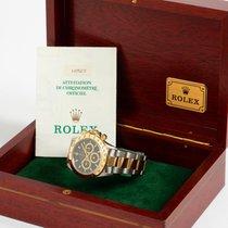 Rolex Daytona 116523 Meget god Guld/Stål 40mm Automatisk