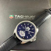 泰格豪雅 二手 自動發條 42mm 黑色 藍寶石玻璃