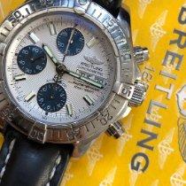 Breitling Superocean Chronograph II Stahl 42mm Silber Keine Ziffern Deutschland, Düsseldorf