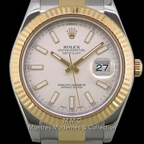 Rolex 116333 Or/Acier Datejust II 41mm occasion France, Paris
