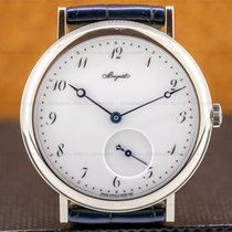 Breguet Classique White gold 40mm White Arabic numerals United States of America, Massachusetts, Boston