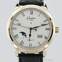 Glashütte Original Senator Perpetual Calendar Rose gold 40mm White United States of America, Illinois, BUFFALO GROVE