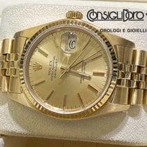 Rolex Datejust Oro amarillo 36mm Oro Sin cifras