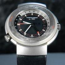 Porsche Design 3821 Sehr gut Titan 40mm Quarz