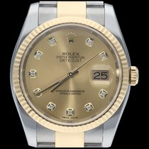 Rolex 116233 Or/Acier 2012 Datejust 36mm occasion