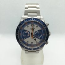 Tudor Heritage Chrono Blue new 2017 Automatic Chronograph Watch with original papers 70330B