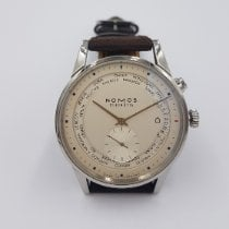 NOMOS Steel 39.9mm Automatic 805 new