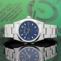 Rolex Oyster Perpetual 31 Stahl 31mm Blau Arabisch Deutschland, Hamburg