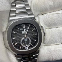 Patek Philippe 5726/1A-001 Steel 2017 Nautilus 40.5mm pre-owned United States of America, Iowa, Des Moines