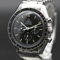 Omega Speedmaster Professional Moonwatch Steel 42mm Black No numerals United States of America, New Jersey, Long Branch