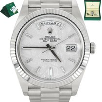 Rolex Day-Date 40 White gold 40mm United States of America, New York, Smithtown