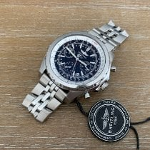 Breitling Bentley Motors Steel 48mm Black No numerals United States of America, New Jersey, Edgewater
