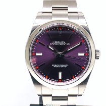 Rolex Oyster Perpetual 39 Stål