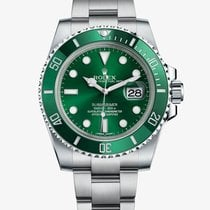 Rolex Submariner Date 116610LV 2019 new