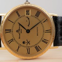 Baume & Mercier Very good Yellow gold 32mm Automatic