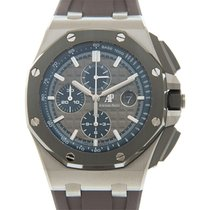 Audemars Piguet 26400IO.OO.A004CA.02 Titane Royal Oak Offshore Chronograph 44mm nouveau