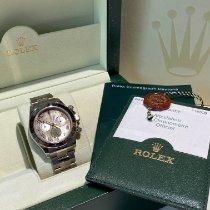 Rolex Daytona Oro blanco 40mm Madreperla Arábigos