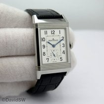 Jaeger-LeCoultre Q3858520 Steel 2018 Reverso Classic Small 45.6mm pre-owned United States of America, Florida, Orlando