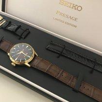 Seiko Presage Acier 40.5mm Brun Sans chiffres France, Pessac